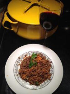 Lentil - Quinoa Chili