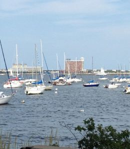 Boston Harbor Boats