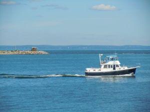 Cross Island Boat