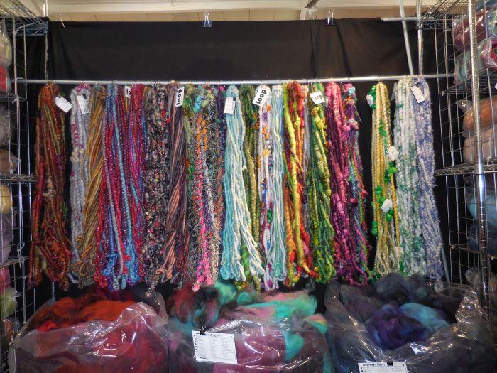 Loop Yarn Philadelphia at Rhinebeck Sheep and Wool Festival, Dutchess County, NY