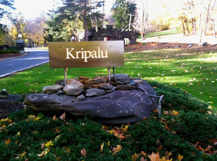 Kripalu sign