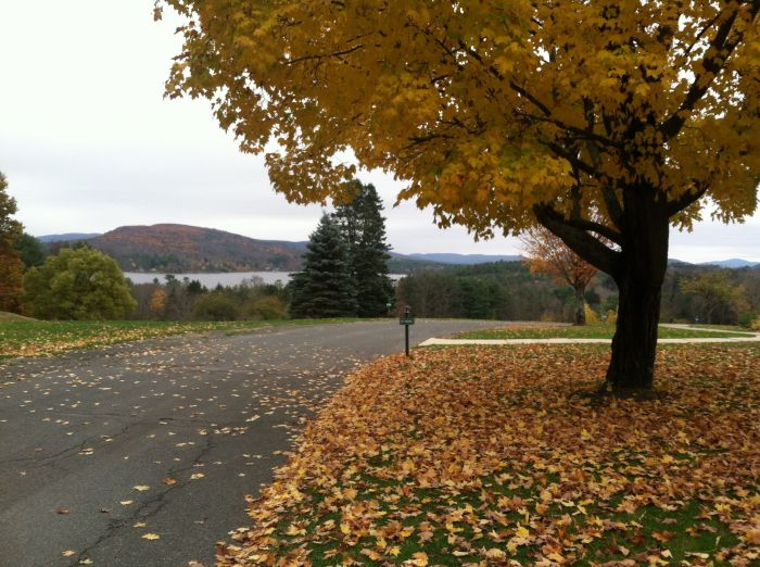 path to Kripalu