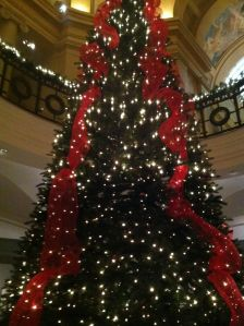 MFA christmas tree