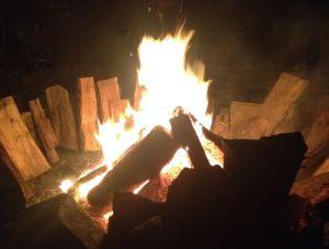 solstice Fire