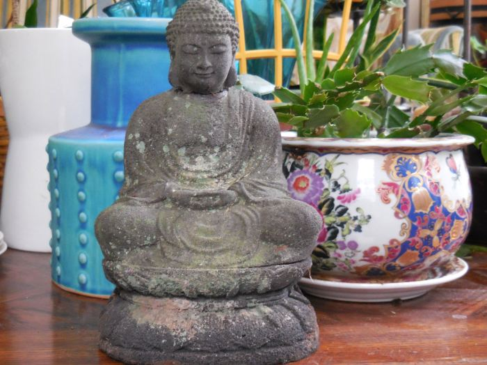 Meditating Buddha2