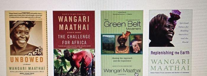 BooksWangari Maathai
