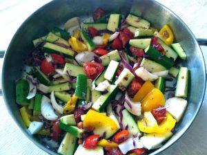 Assorted Roasting Vegetables