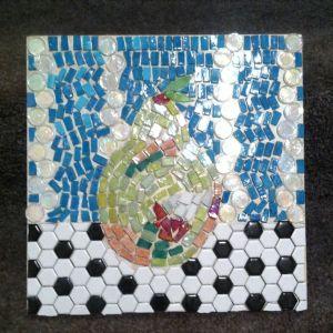 pear mosaic