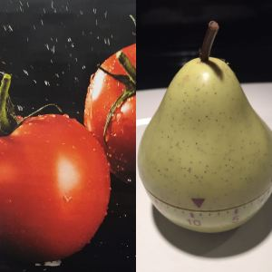 Pomodoro  --  Timer