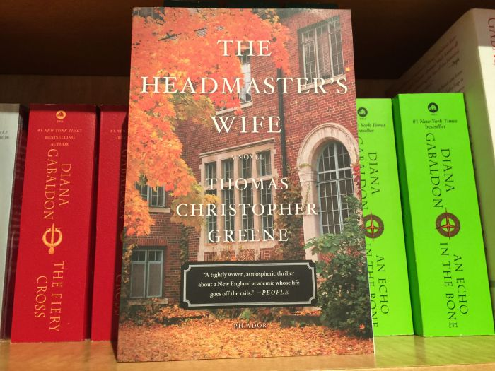 Book Store Headmasters Wife